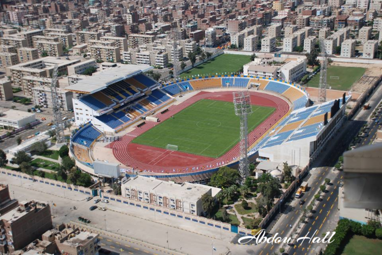 Pin By Wael Aboulsaadat On Ismailia Egypt Ismailia Baseball Field Field