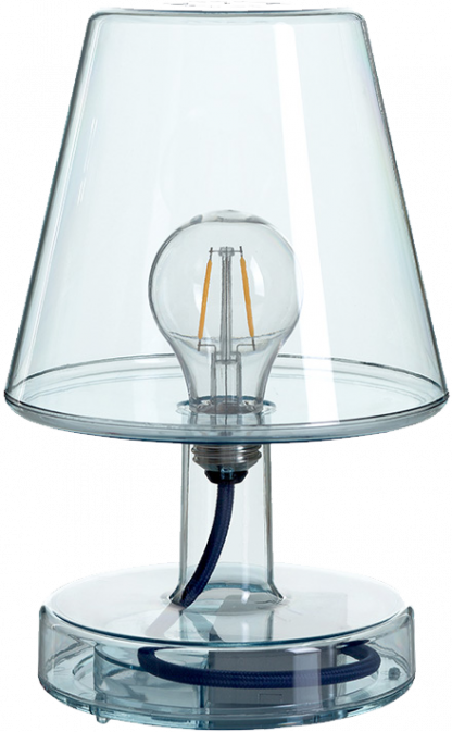 Touch Lamp Blue Lamp Table Lamp Touch Lamp