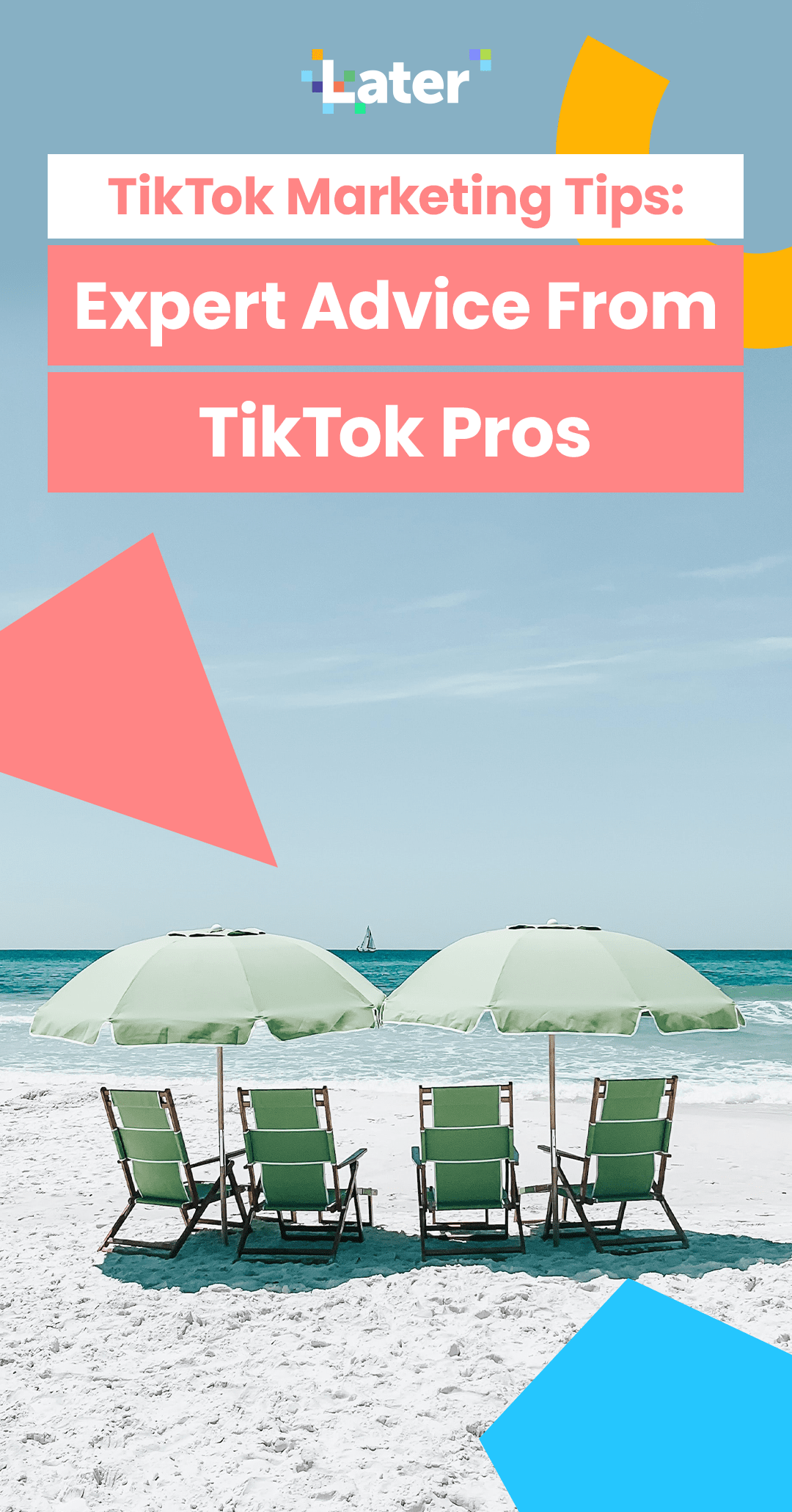 10 Tiktok Marketing Tips From The Pros Who Went Viral Later Blog Educational Videos Marketing Tips Marketing