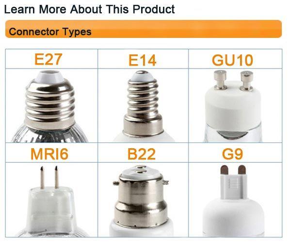 GU10 9W WhiteWarm White 3LED Spot light Bulb LED Lamp Light