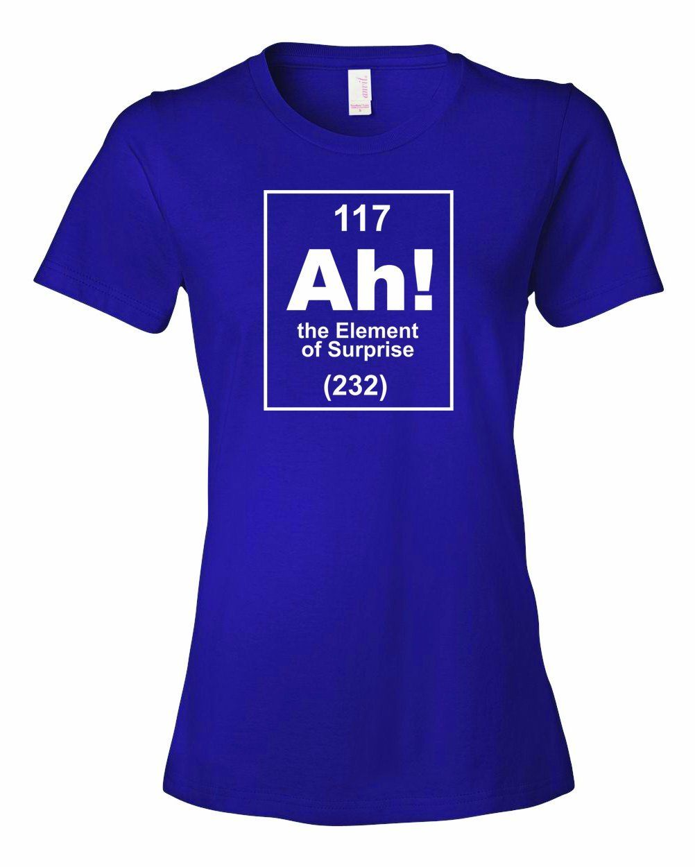 Funny science shirts