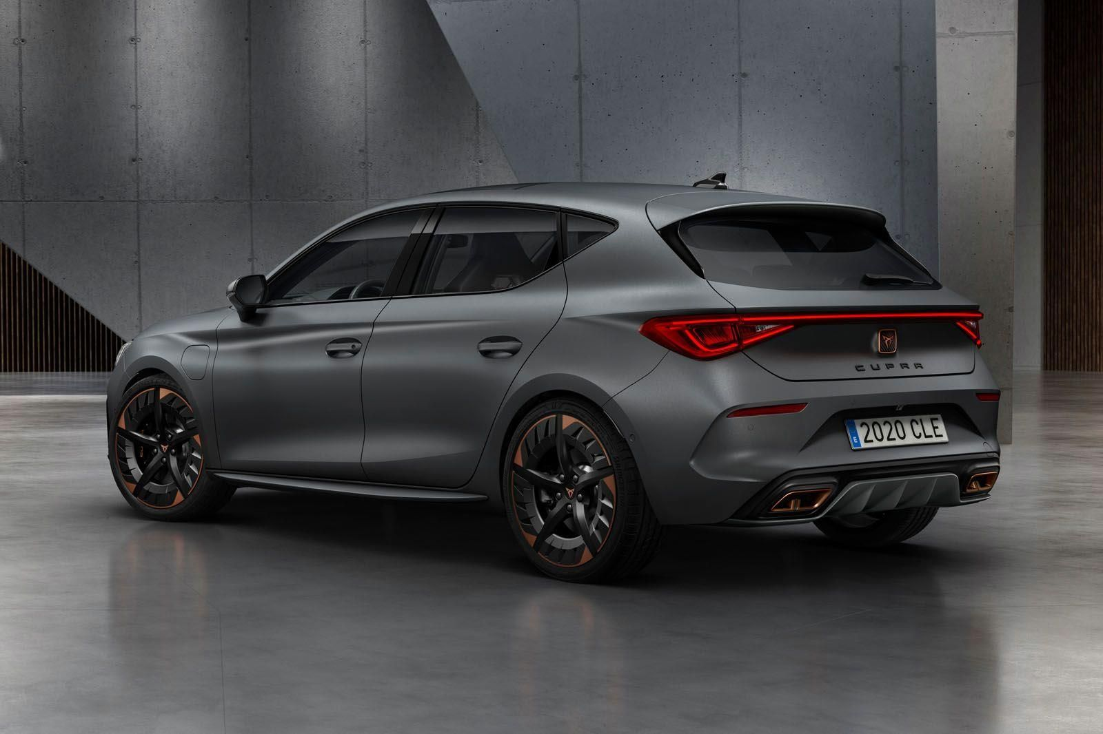 Cupra Hatchback Factory Issued Photo 2020 In 2020