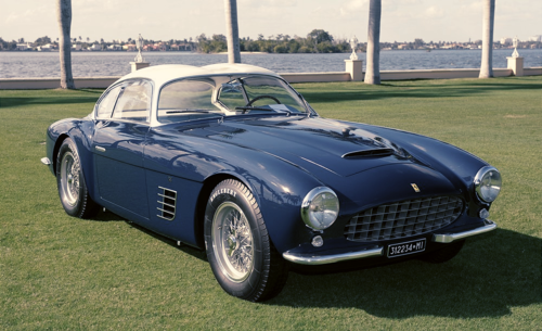 Rare Ferrari Ferrari, Rarità, Motori