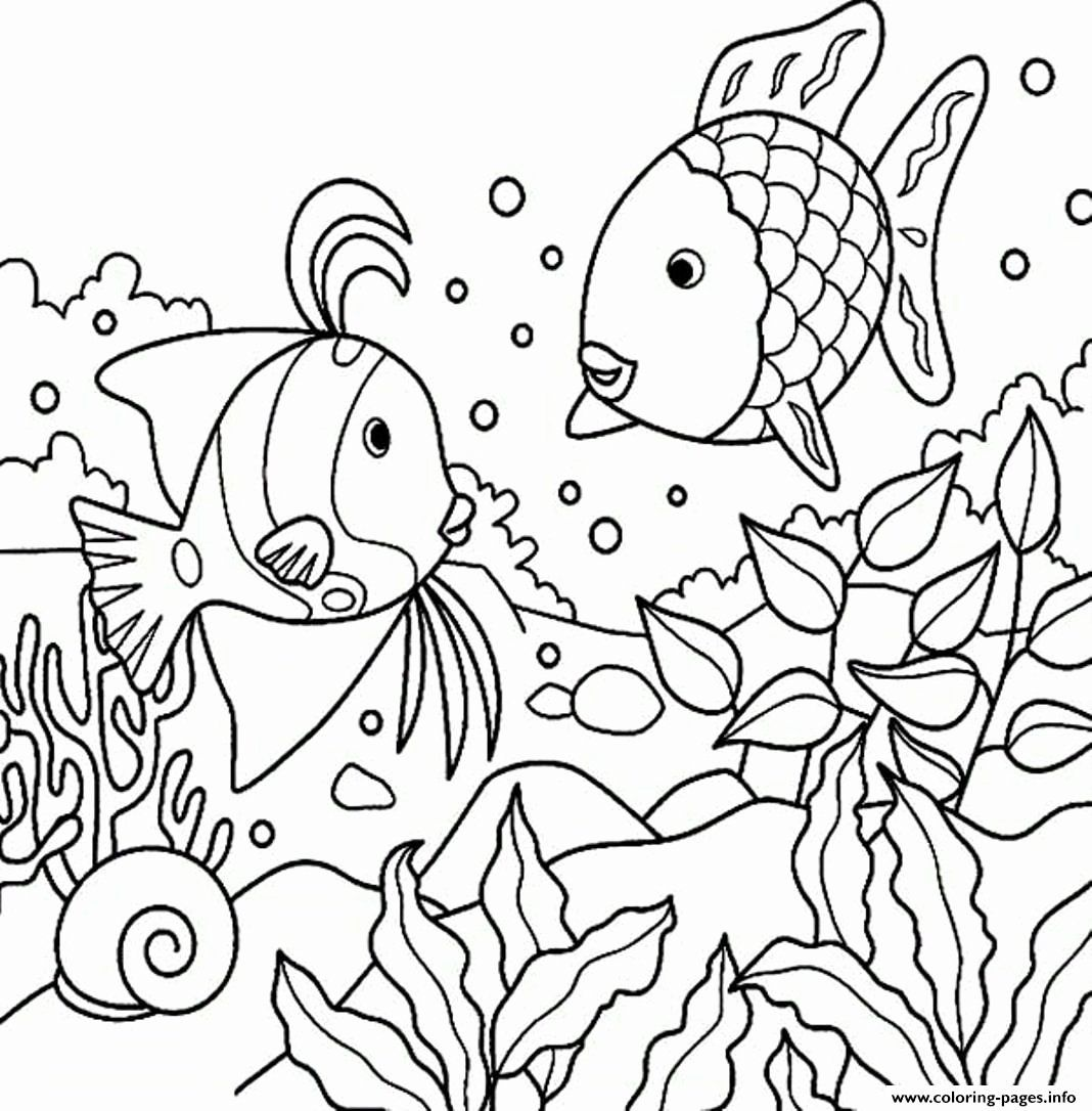 Sea Animal Coloring Sheets Inspirational Kindergarten