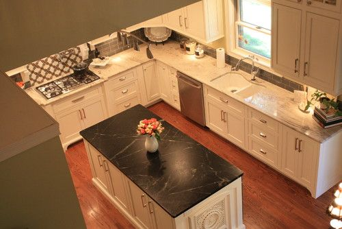 Indiana Granite and Soapstone Mix, by The Stone Studio Tile, Stone