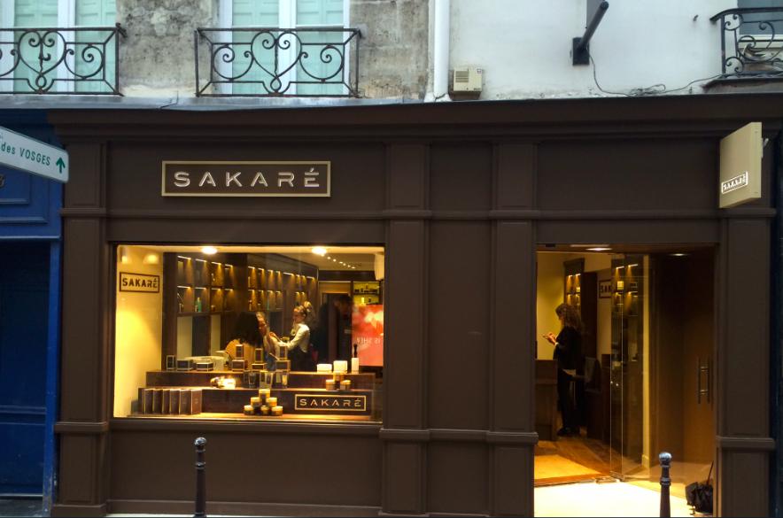 Our beautiful store in Paris Paris love france Sakaré