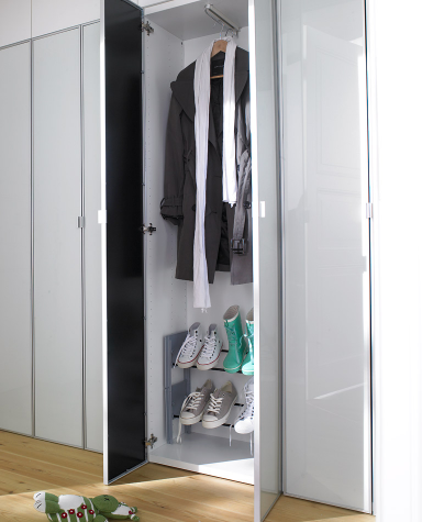 Ikea Garderobenschränke neubau flur und altbau flur garderobenschrank mit stapelbarer