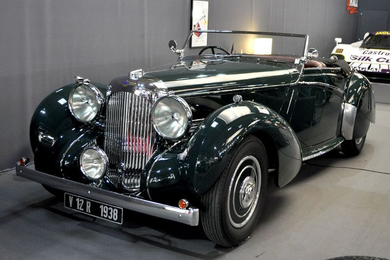 Lagonda V12 Rapide 1939 My Mg Pinterest Aston Martin Cars