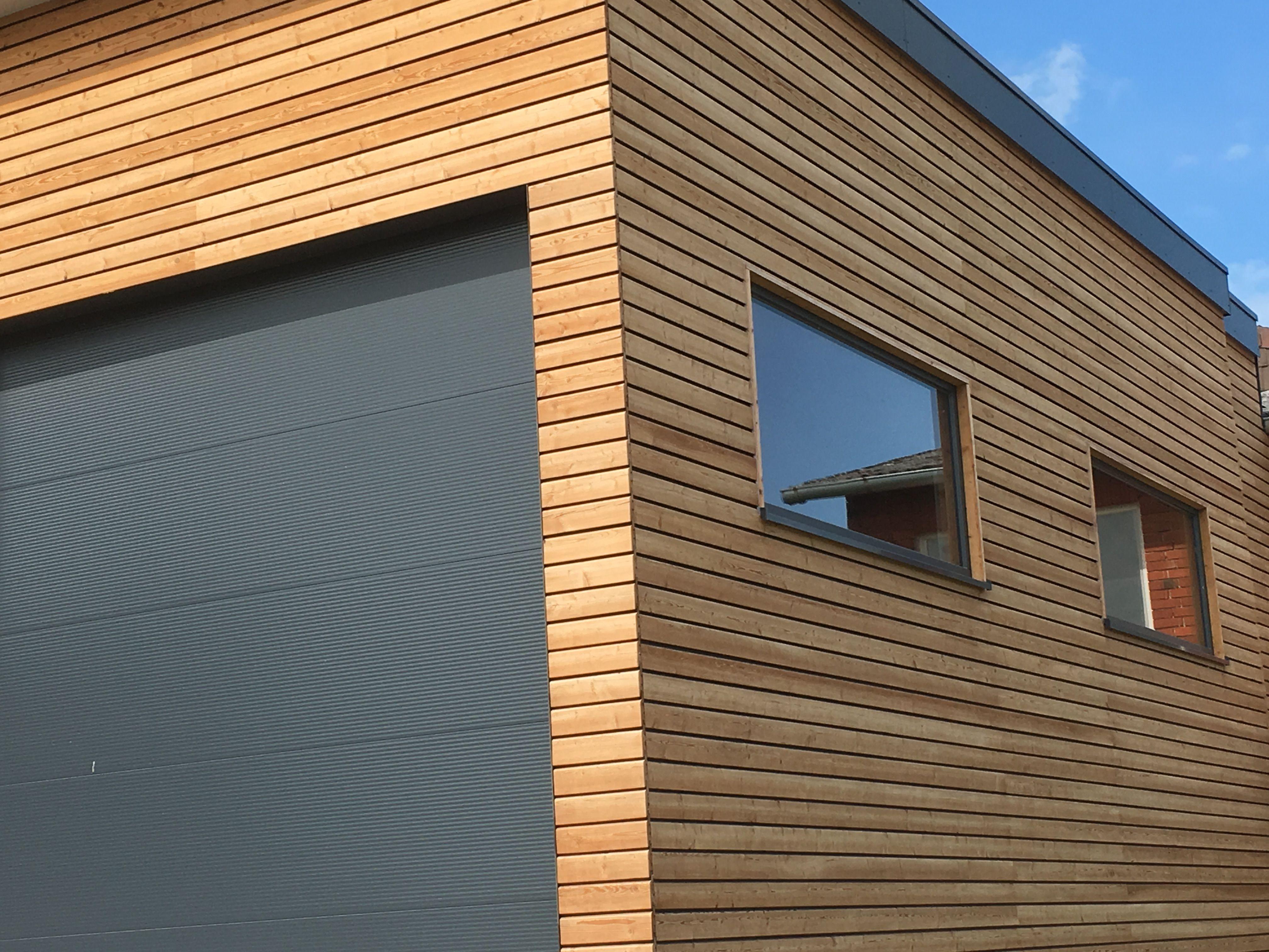 gallery of holzfassade sib larche holzfassade wood cladding