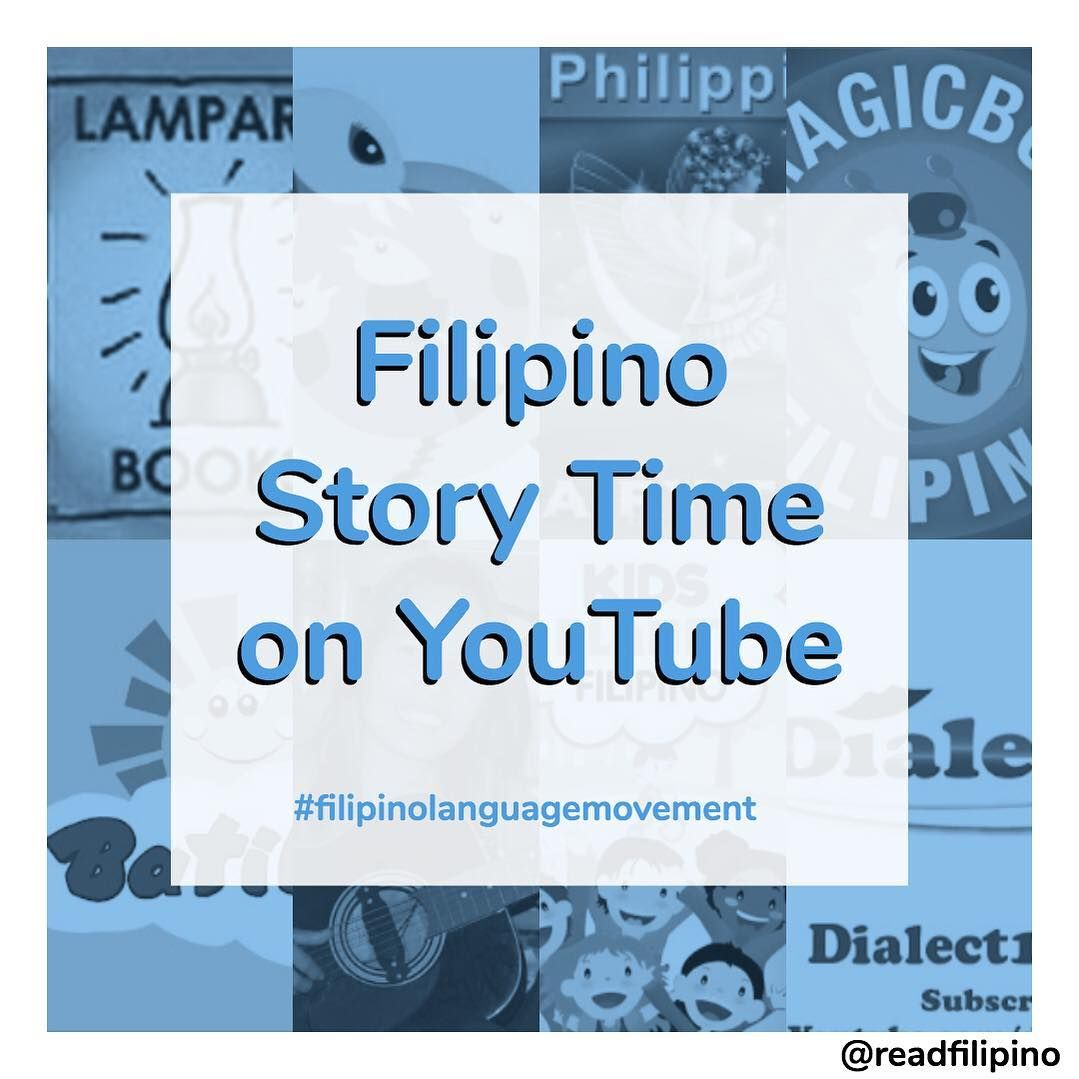 Filipino Language Videos For Children On Youtube Filipino