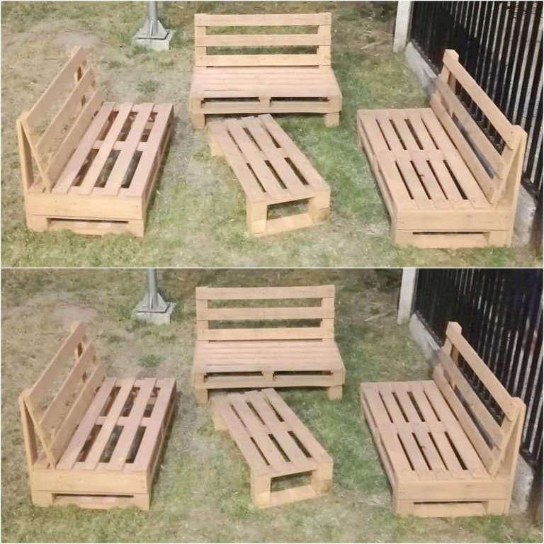 Usable pallet wood ideas have made special and the most ...