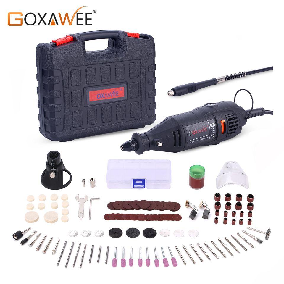 220V Electric Drill Grinder Rotary Tools Kit Polishing Grinding Machine Tools