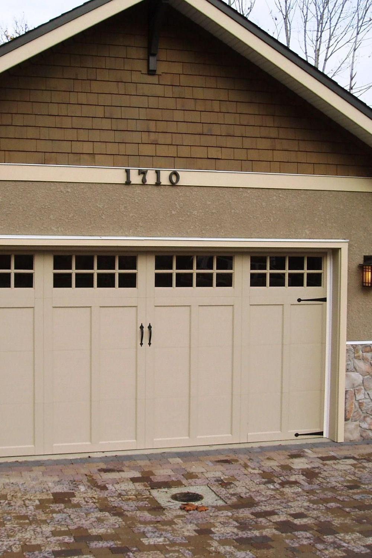 Window Clopay House Garage Door Opener Property Building Di 2020