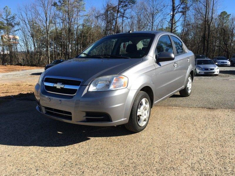 2011 Chevrolet Aveo 5099 Http Www Georgialuxurymotor Com