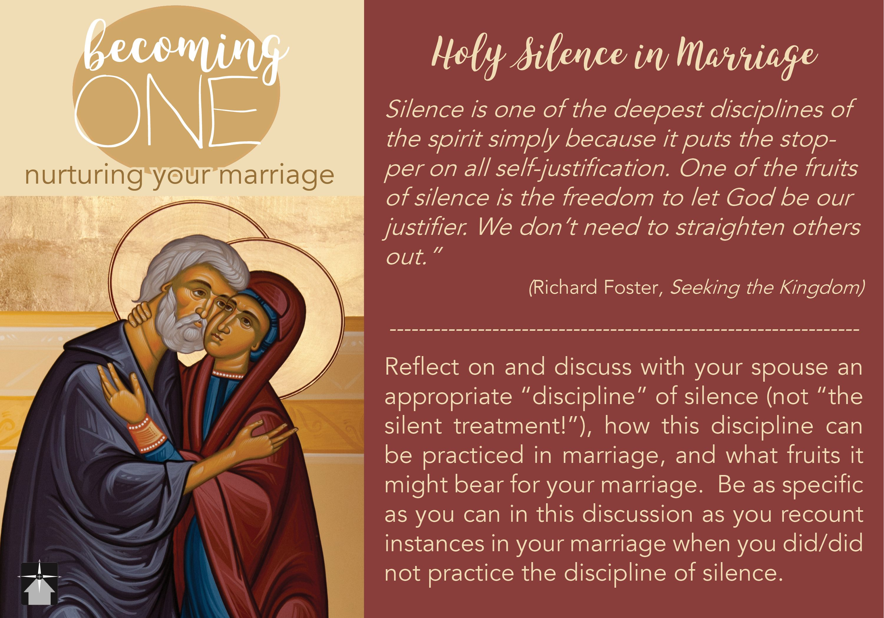 How Do You Practice The Discipline Of Silence In Your