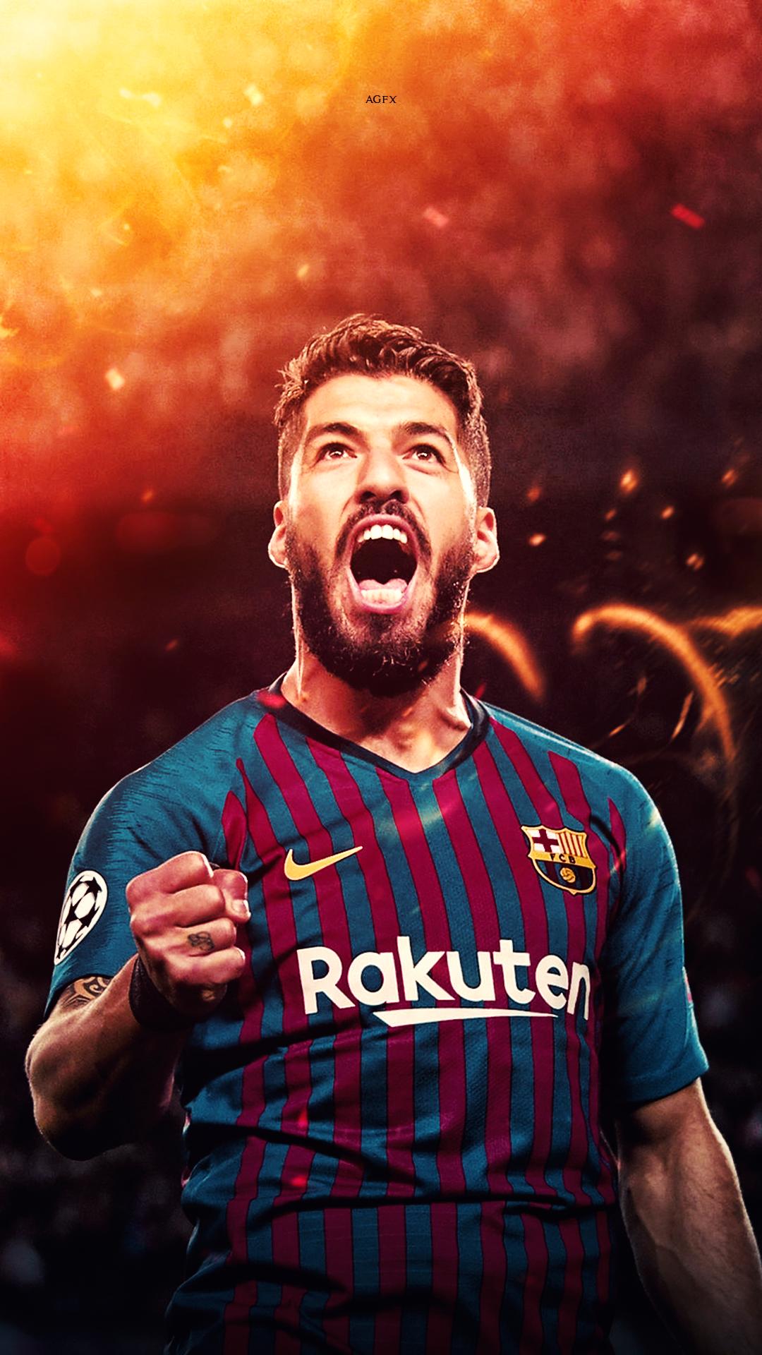 Luis Suarez Barcelona Barcelona Championsleague Ucl Barca Suarez Dueo Design Photoshop Edit Footba Barcelona Football Luis Suarez Barcelona Soccer