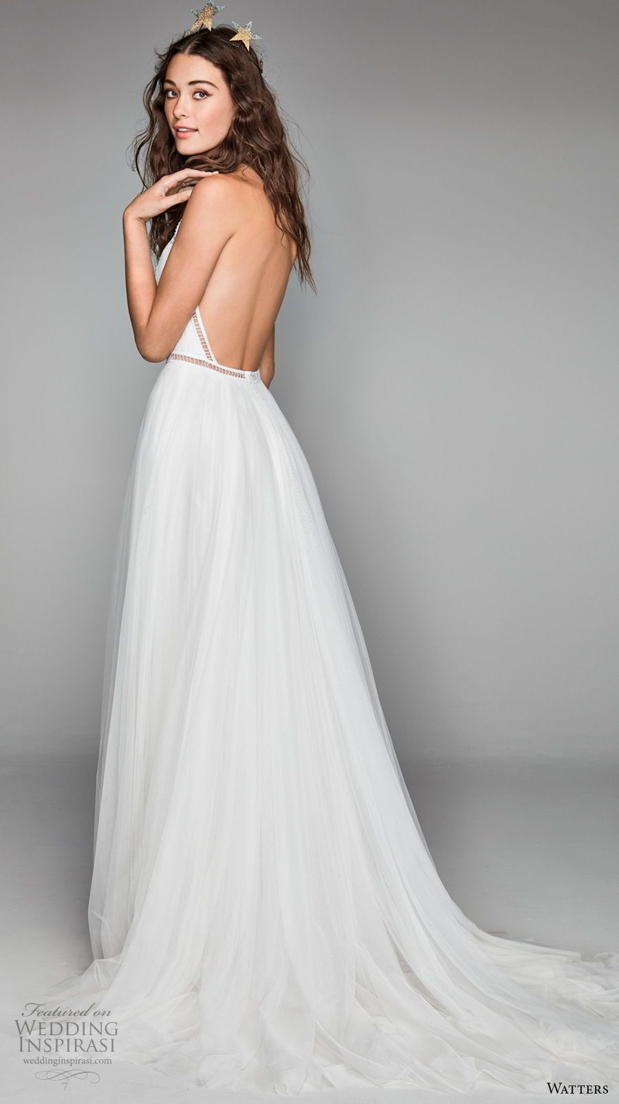 Willowby by watters spring wedding dresses chapel train