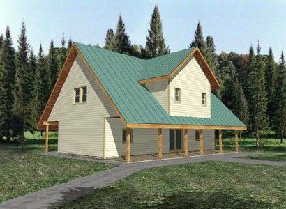 House Plan 001 2076