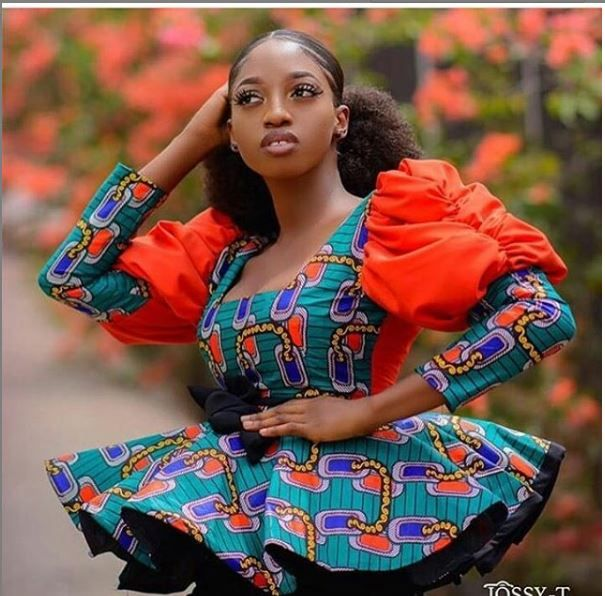 CHECK OUT THESE ANKARA STYLES, IS THE BEST AMONG THE BEST