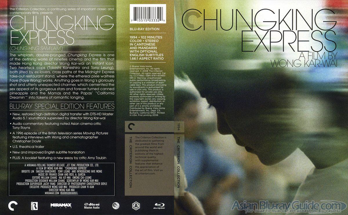 chungking express english sub