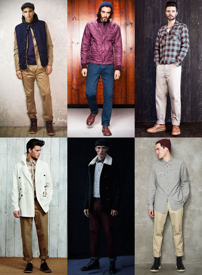 d7950a31e95 Men s Fashion Basics Types Of Chino  The Workwear Pair Chino Lookbook  Inspiration