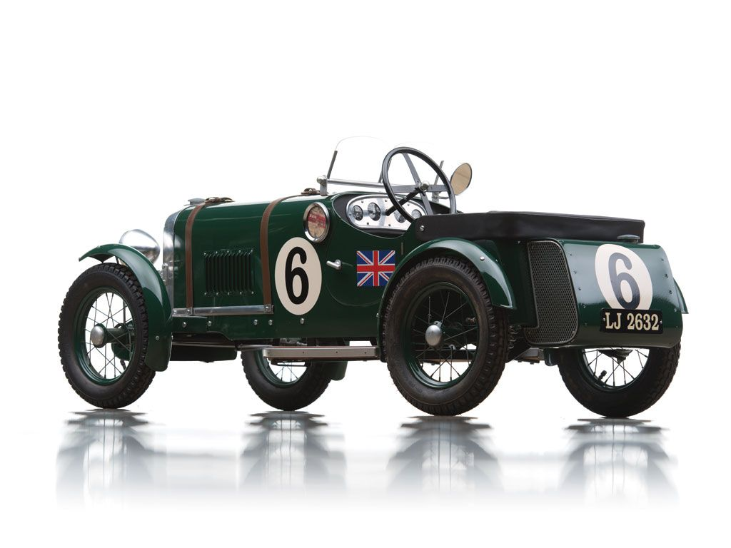 Blower Bentley Pedal Car | The Andrews Collection 2015 | RM Sotheby's