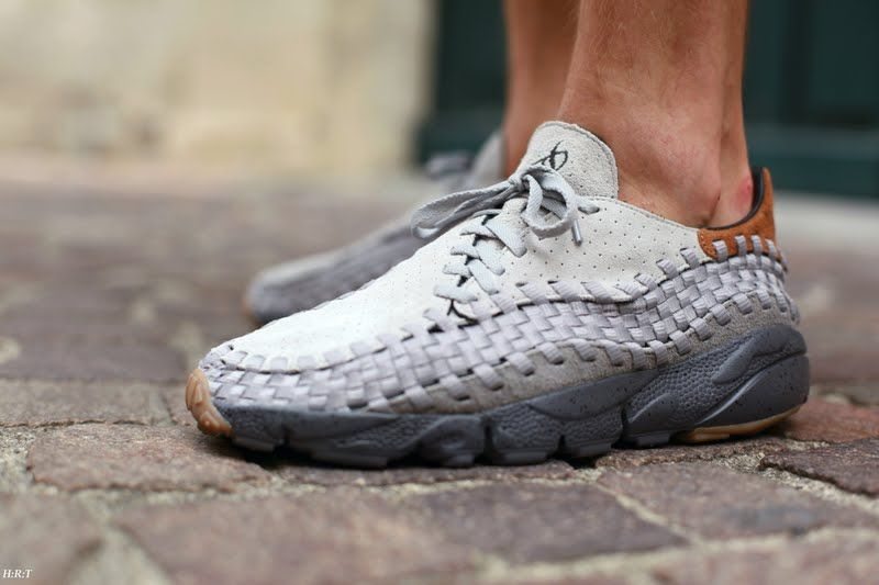 c5f5ab4d4a235f Nike Air Footscape Woven Free Motion BODEGA x Tee Nike  What do you see