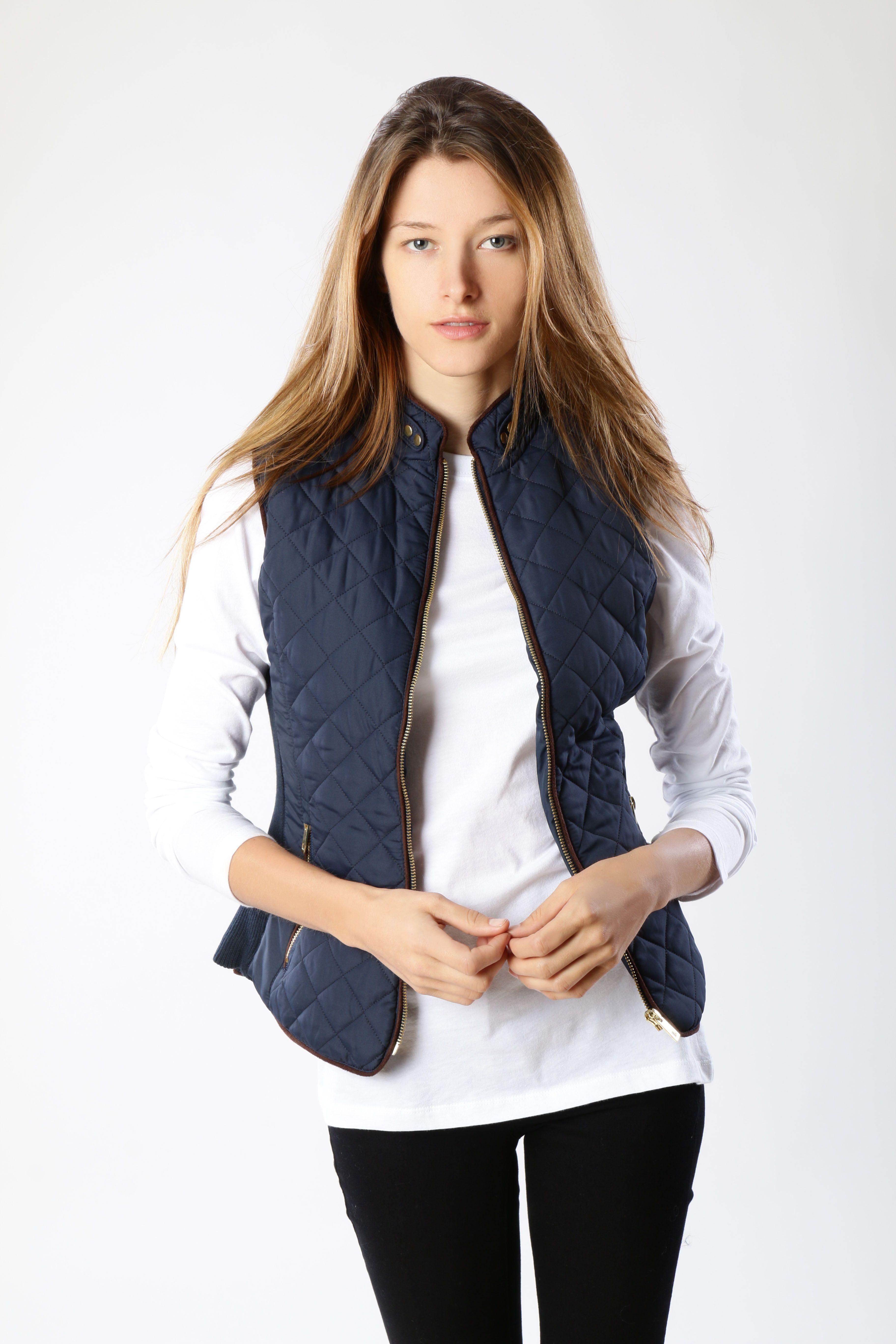 24+ Womens lightweight puffer vest trends