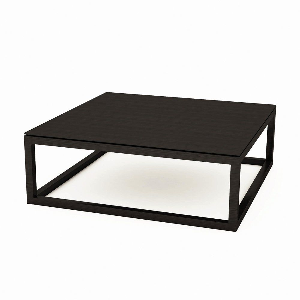 Couchtisch Wengefarben Gillmore Space Wenge Square Coffee Table Furniture We Like