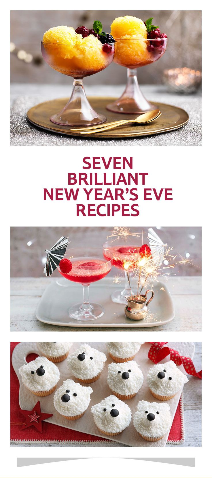 Seven brilliant New Year's Eve recipes (With images) New