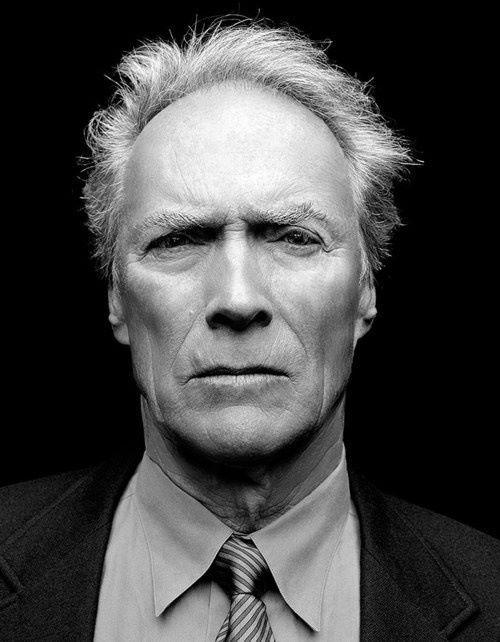 Clint Eastwood by Neil Wilder | Portraits de célébrités, Portraits ...