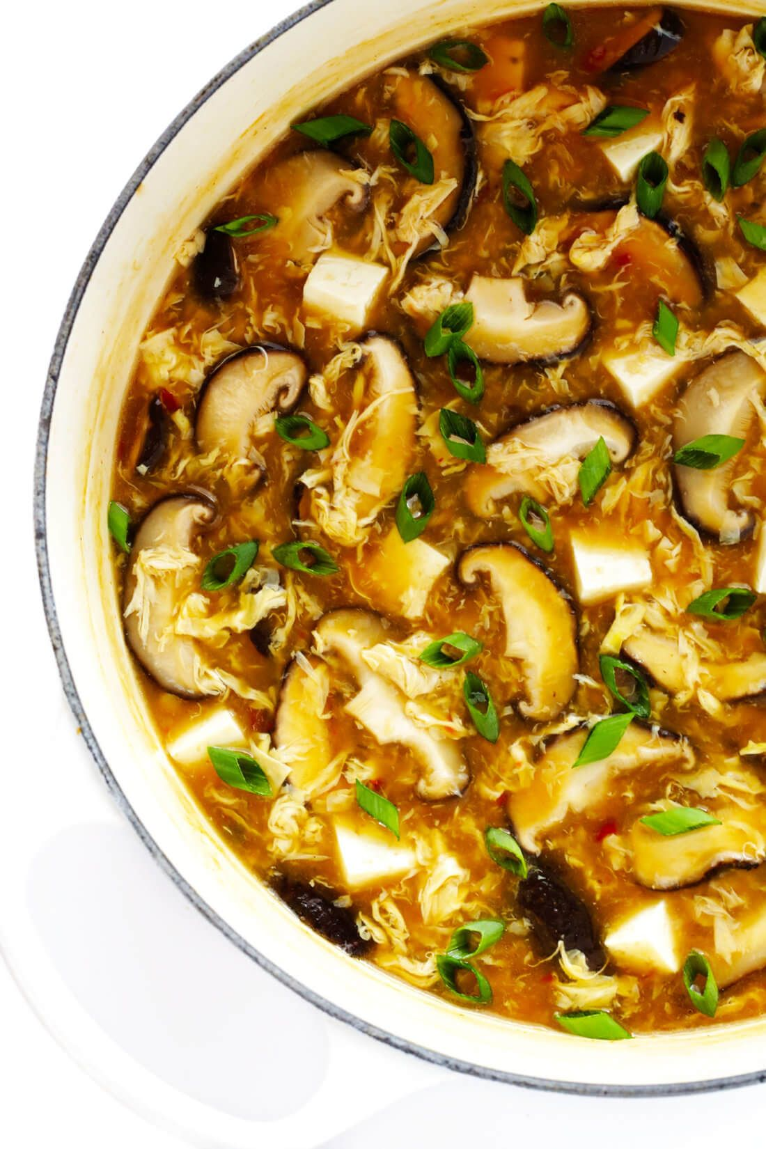 Hot And Sour Soup Recipe Hot Sour Soup Sour Soup Soup Recipes