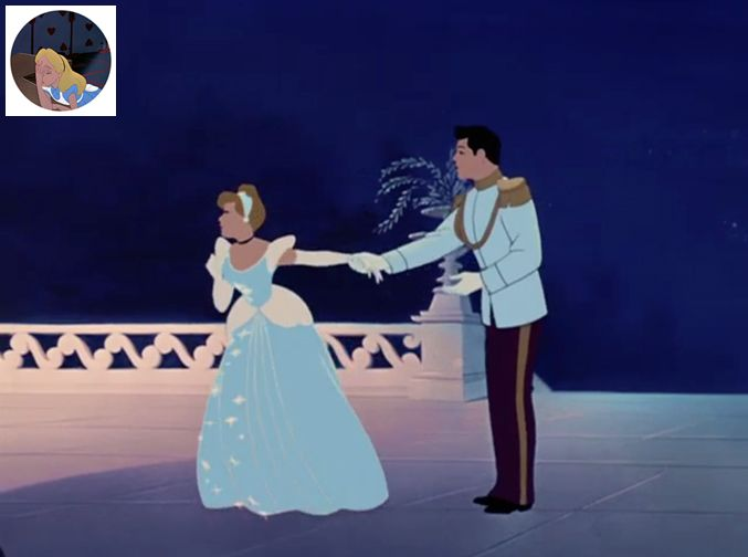 Things That Would Make Alice Facepalm Cinderella Running Away From The Ball