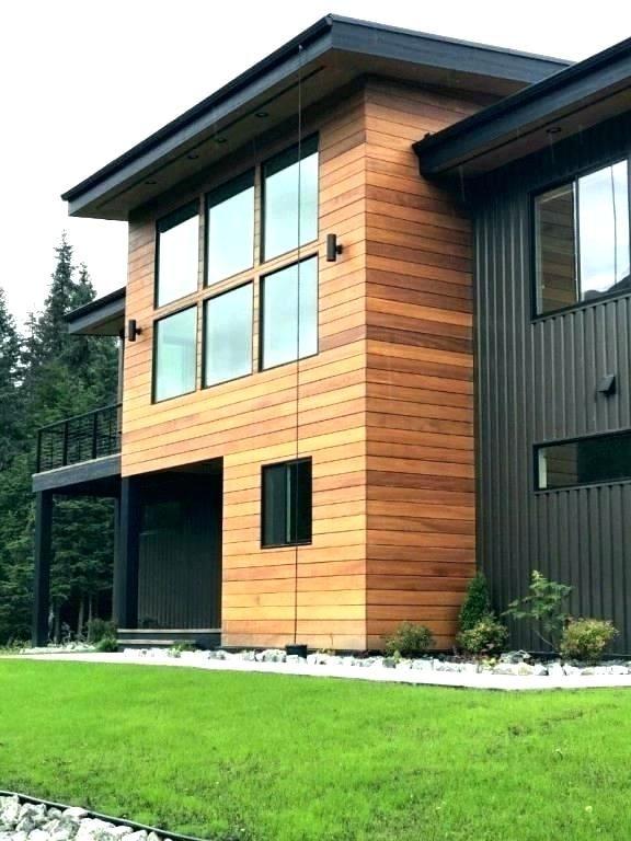 Metal Exterior Siding For Houses Modern Vinyl Siding Aluminum Vinyl House Metal Exterior S Exterior House Siding Modern Farmhouse Exterior Wood Siding Exterior