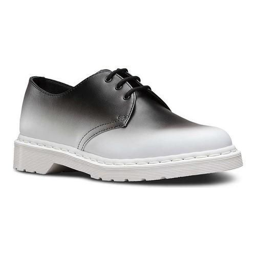 Dr. Martens Back to Basics 1461 Eye Gibson Oxford to White Gradient Backhand