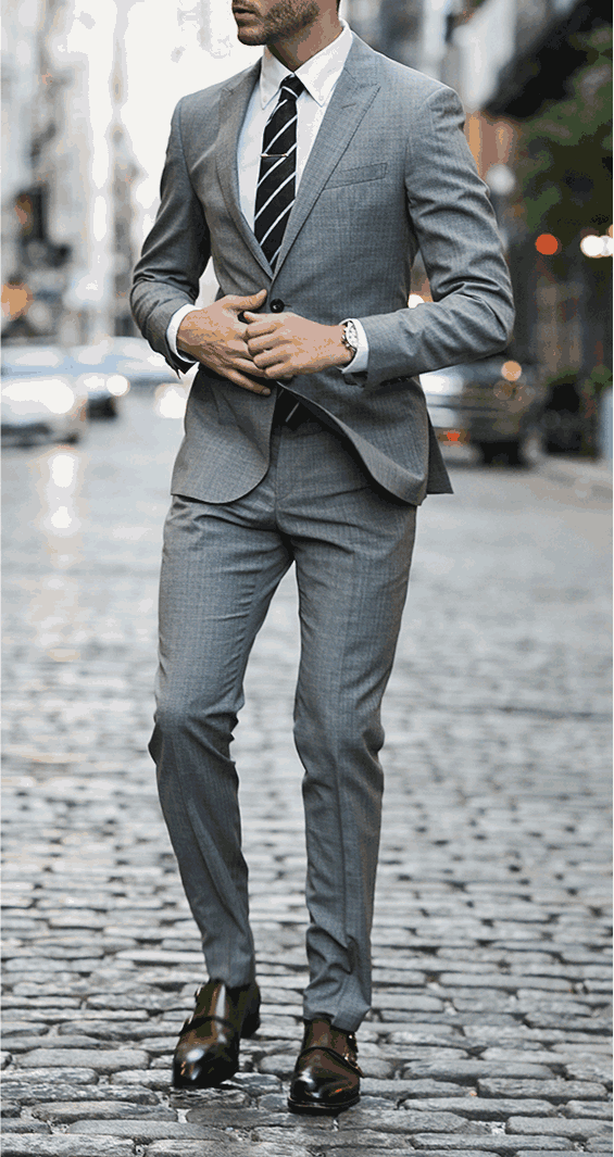 Men S Suit Buying Guide How To Buy A Suit Mens Fashion Suits Suit Fashion Mens Outfits