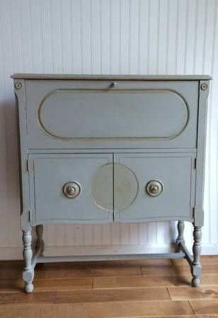 Vintage record player cabinet repurposed as a bar - The ...