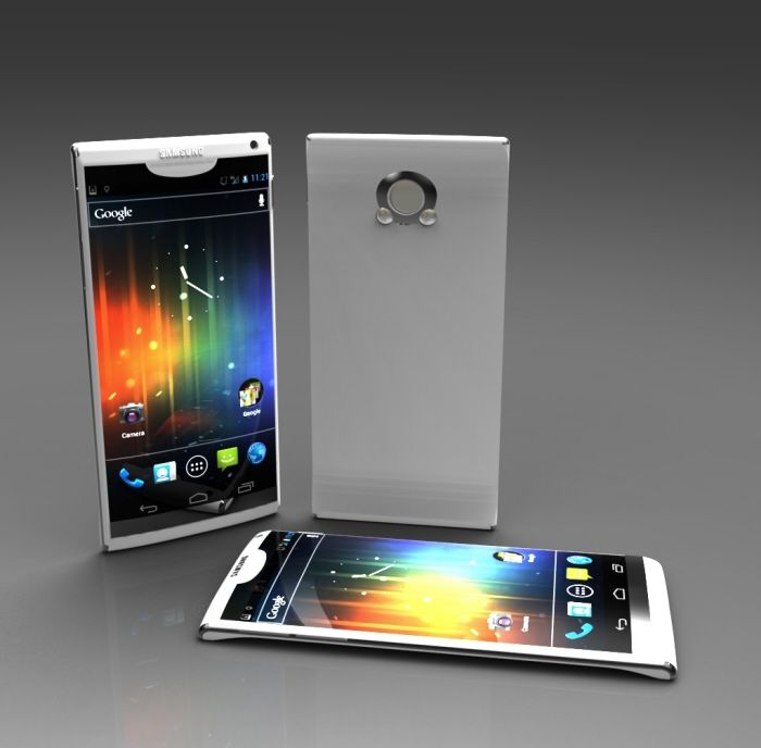 Smartphone Concept By Tolu Falope At Coroflot Com Smartphone Samsung Galaxy Samsung Galaxy Note