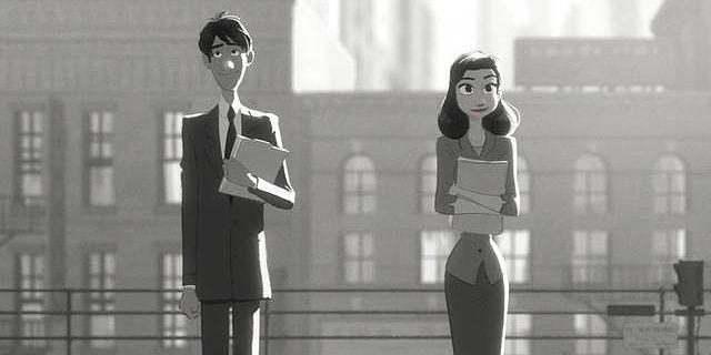 #Paperman #Disney