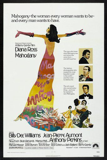 Mahogany (1975) | http://www.getgrandmovies.top/movies/16472-mahogany | Tracy, an aspiring designer from the slums of Chicago puts herself through fashion school in the hopes of becoming one of the world's top designers. Her ambition leads her to Rome spurring a choice between the man she loves or her newfound success.
