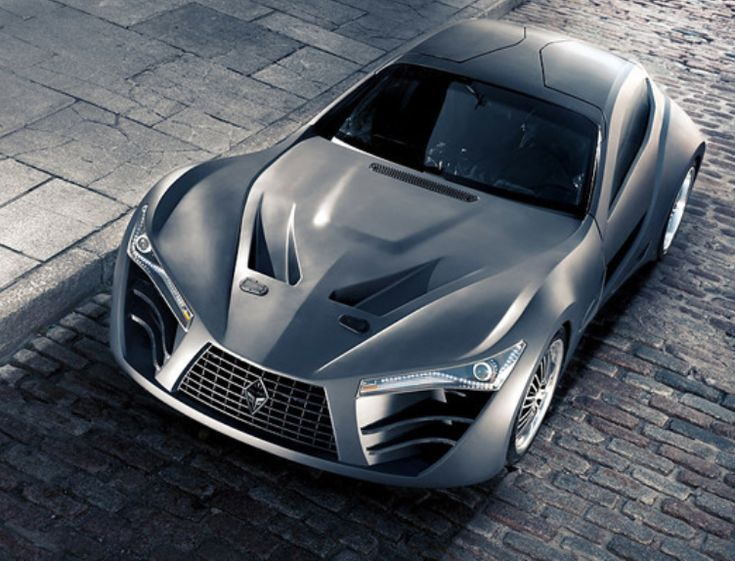 The Felino CB7 Is The Biggest, Baddest, Most Insane Canadian Supercar You've Never Heard About (VIDEO -