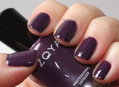 Zoya Monica - swatches