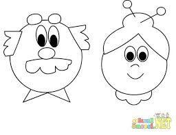 Hayvan Boyama Sayfaları Okulöncesitr L Preschool Part 73