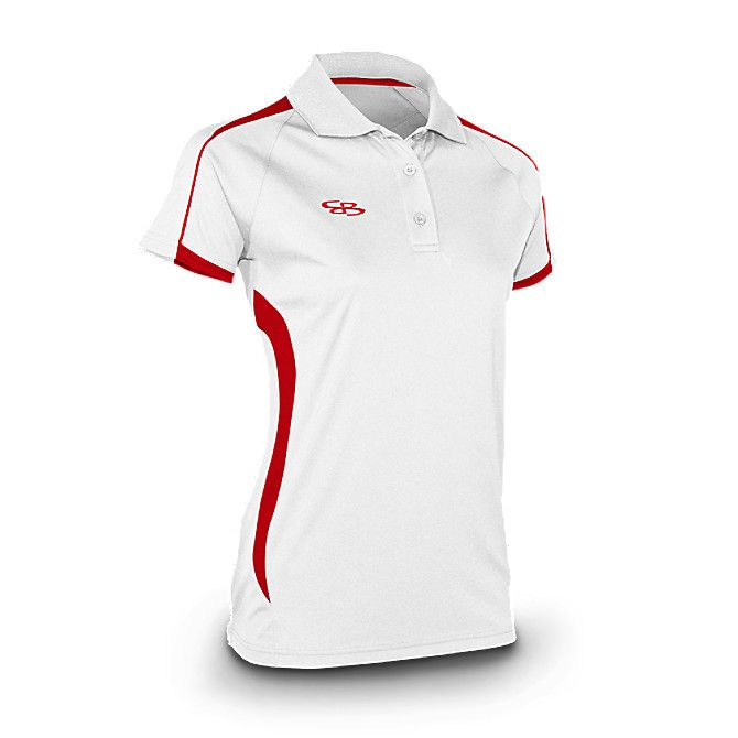 Boombah Women's Envy Polo #Boombah #BoombahApparel #BoombahWomensApparel