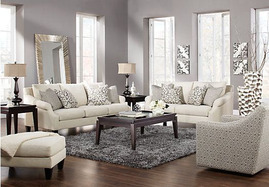 Attirant Picture Of Regent Place 7 Pc Living Room From Living Room Sets Furniture  Http:/