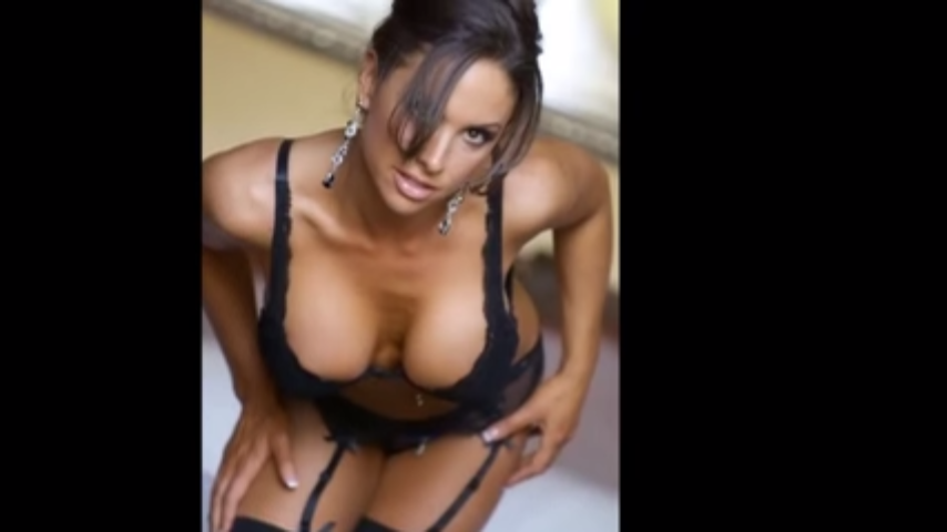 hot girl makes guy fuck pocket pussy