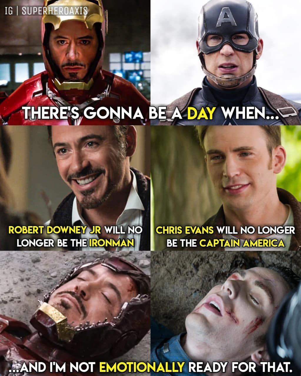 Captain America Meme Endgame