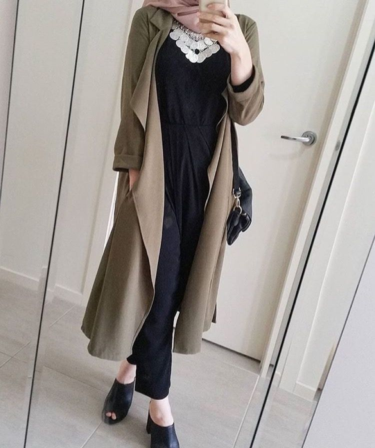 pin by shahd safaa on hijab style in 2018 pinterest. Black Bedroom Furniture Sets. Home Design Ideas