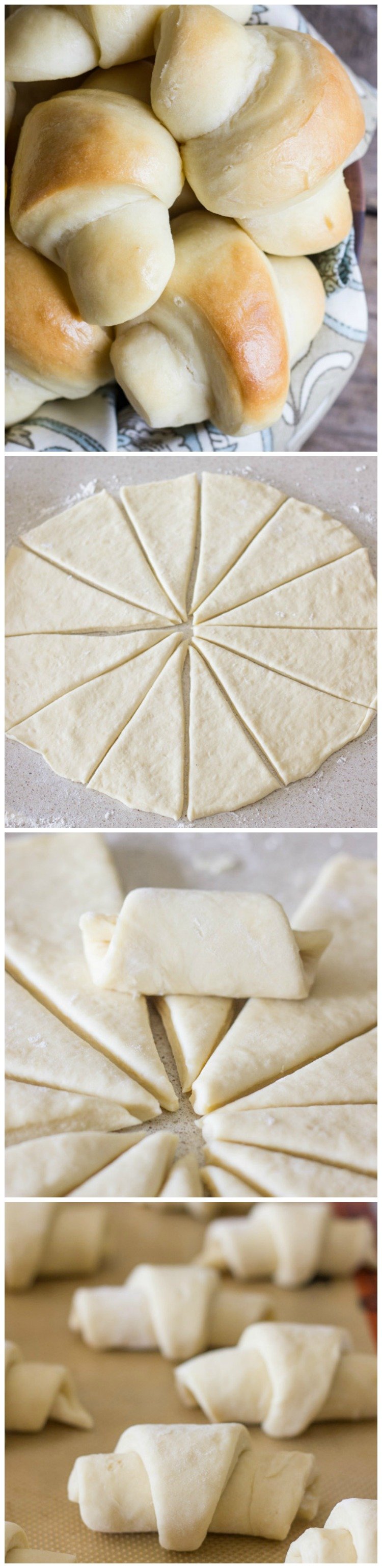 How to make soft, buttery rolls!