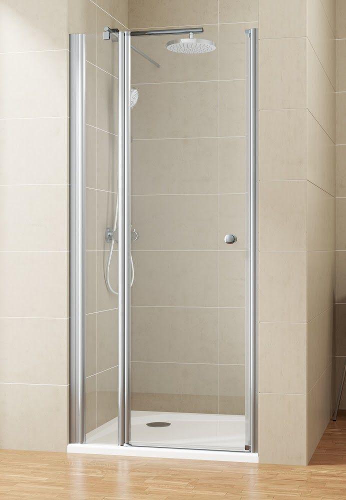 Unsere Duschkabinenserie Garant weist eine elegante